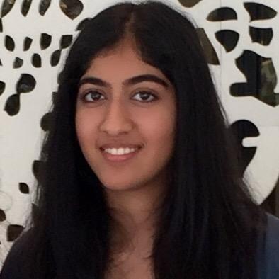 Nivedita Rajendiran : Undergraduate Researcher