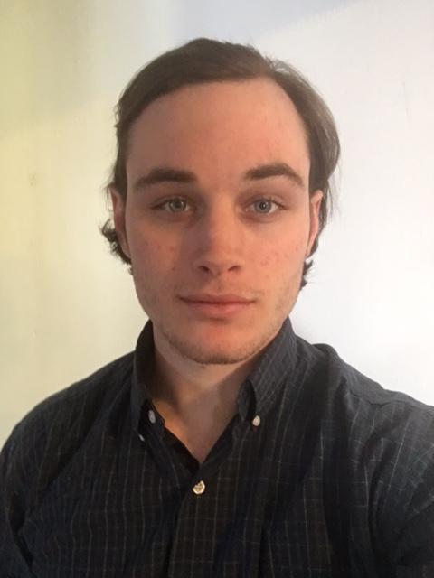John Ringe : Undergraduate Researcher