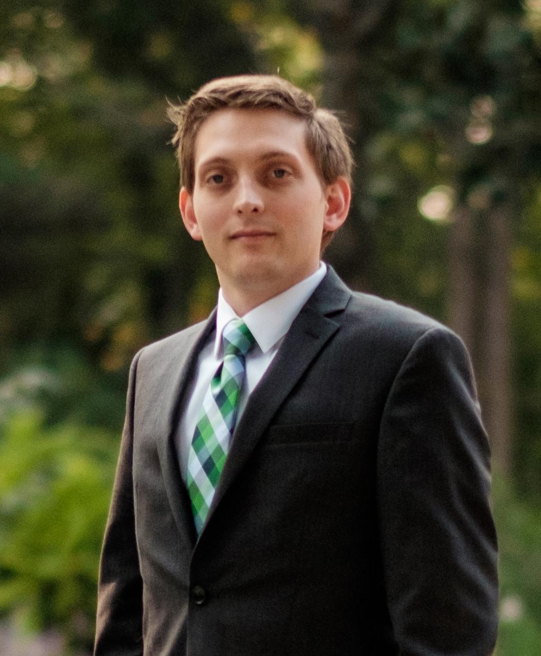 Erich Hellemann, M.S. : Graduate Student